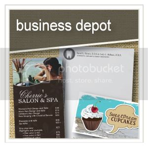 Business Depot - Business Cards