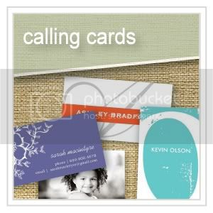 Calling Cards - Mommy Cards