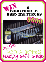 Win a Breathable Mattress