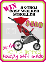 Win a Quatro Easy Walker Stroller