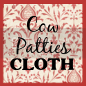 Cow Patties Cloth